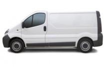 furgoneta pequeña mudanzas internacionales