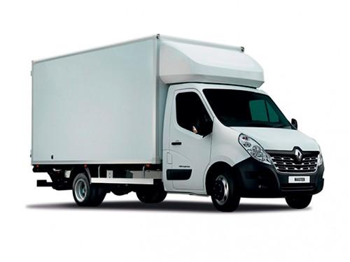 furgoneta 16 - 21 metros cúbicos