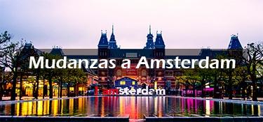 mudanzas a amsterdam
