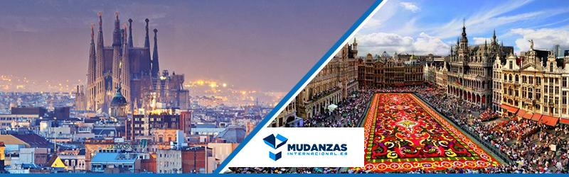 mudanzas internacionales barcelona bruselas